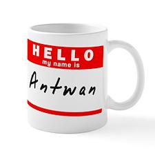 Antwan Mug