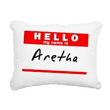 Aretha Rectangular Canvas Pillow
