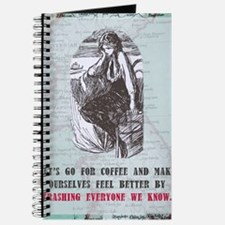 Newcard 075 trashing everyone Journal
