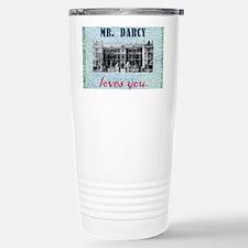 newcard 073 mr darcy loves you Travel Mug