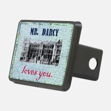 newcard 073 mr darcy loves Hitch Cover