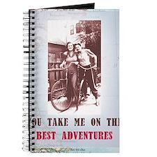 newcard 072 best adventures Journal