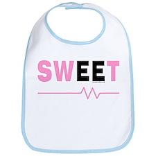 Sweet Pink Elec Engineer Bib