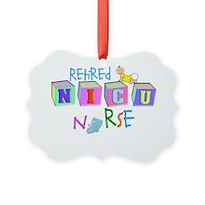 retire NICU Nurse Ornament