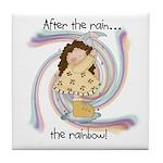 After the Rain Tile Coaster