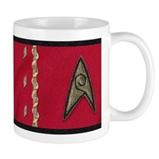 Star Trek Classic Operations Uniform Small Mug