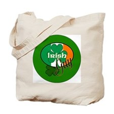 IRISH-GUY-3-INCH Tote Bag