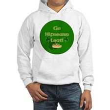 TO-HELL-WITH-YOU-BUTTON Hoodie