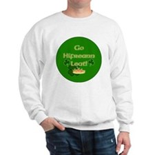 TO-HELL-WITH-YOU-BUTTON Sweatshirt