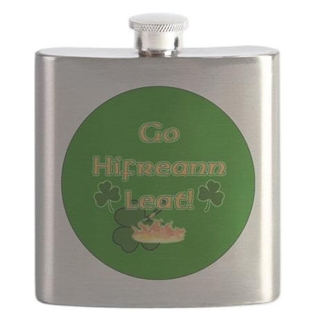 TO-HELL-WITH-YOU-BUTTON Flask