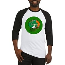 WEE-IRISH-GUY-BUTTON Baseball Jersey