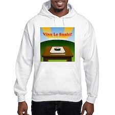 vive_le_sushi_tshirt Hoodie