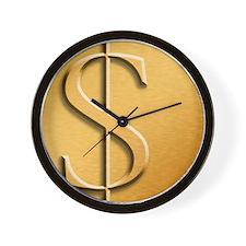 Dollar Wall Clock