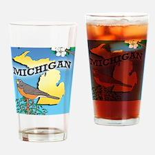 MICHIGAN-iPad Sleeve Drinking Glass