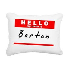 Barton Rectangular Canvas Pillow