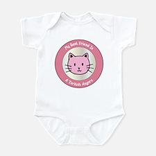 Friend Angora Infant Bodysuit