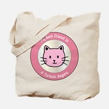 Friend Angora Tote Bag