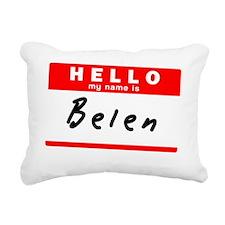Belen Rectangular Canvas Pillow