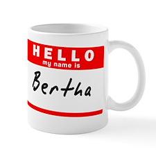 Bertha Mug