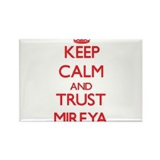 Keep Calm and TRUST Mireya Magnets