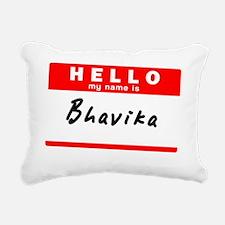 Bhavika Rectangular Canvas Pillow