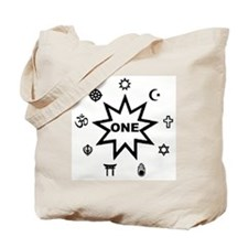 One and Nine Tote Bag
