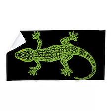 Gecko Beach Towel
