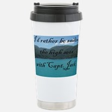 clutch bag Stainless Steel Travel Mug