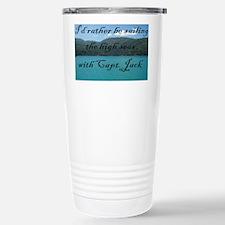clutch bag Thermos Mug