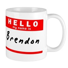 Brendon Mug