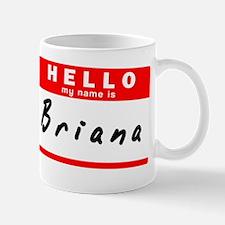 Briana Small Small Mug