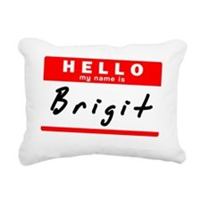 Brigit Rectangular Canvas Pillow