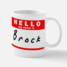Brock Mug