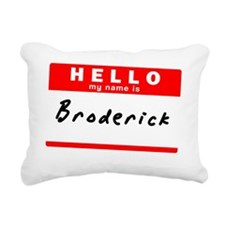 Broderick Rectangular Canvas Pillow