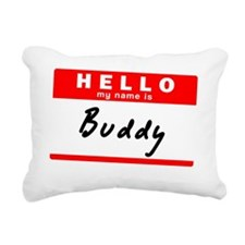 Buddy Rectangular Canvas Pillow