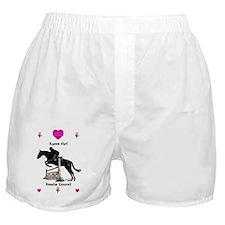 eyes_up_hearts2 Boxer Shorts