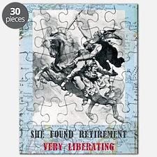 newcard liberating retirement Puzzle