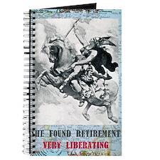 newcard liberating retirement Journal