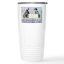 newCard violent diarrhea Travel Mug