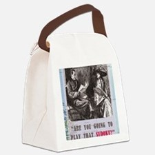newCard sudoku Canvas Lunch Bag