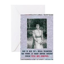 newSteal-her-innocence Greeting Card