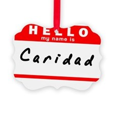 Caridad Ornament
