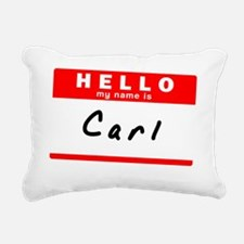 Carl Rectangular Canvas Pillow