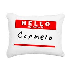 Carmelo Rectangular Canvas Pillow