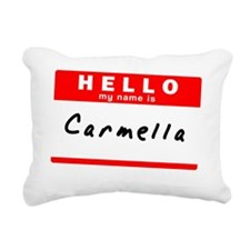 Carmella Rectangular Canvas Pillow