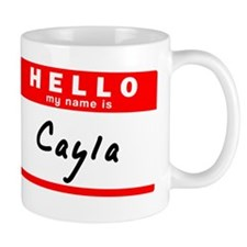 Cayla Mug