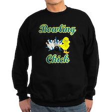 Bowling Chick #2 Sweatshirt