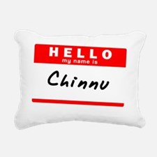 Chinnu Rectangular Canvas Pillow