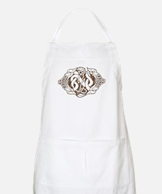 Celtic Stone: Guardian Dogs BBQ Apron