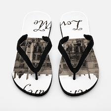 Mr.DarcyLovesMe10x10 Flip Flops